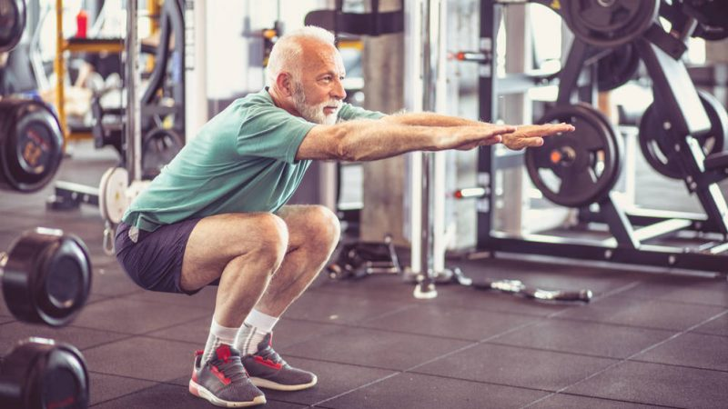 Deporte a todas las edades