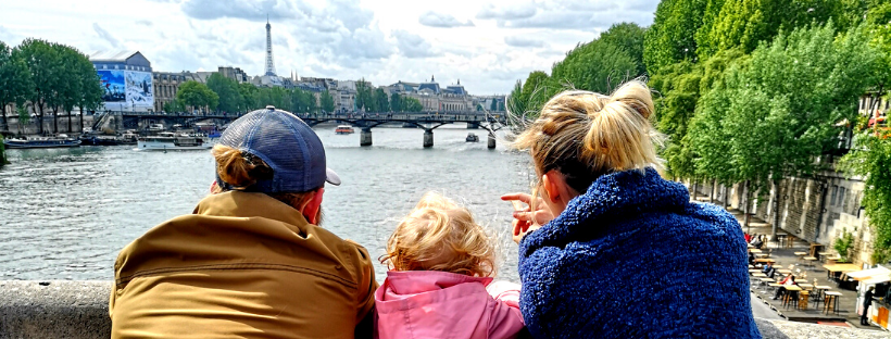 Disfruta tus vacaciones en familia: consejos para viajar a París con tus niños.