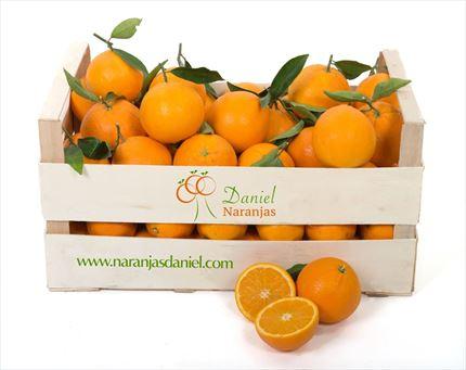 Encuentra las mejores naranjas